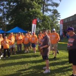Knights Attend Special Olympics